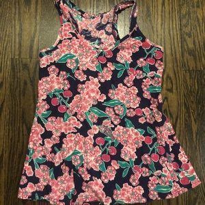 Lilly Pulitzer tank top XS